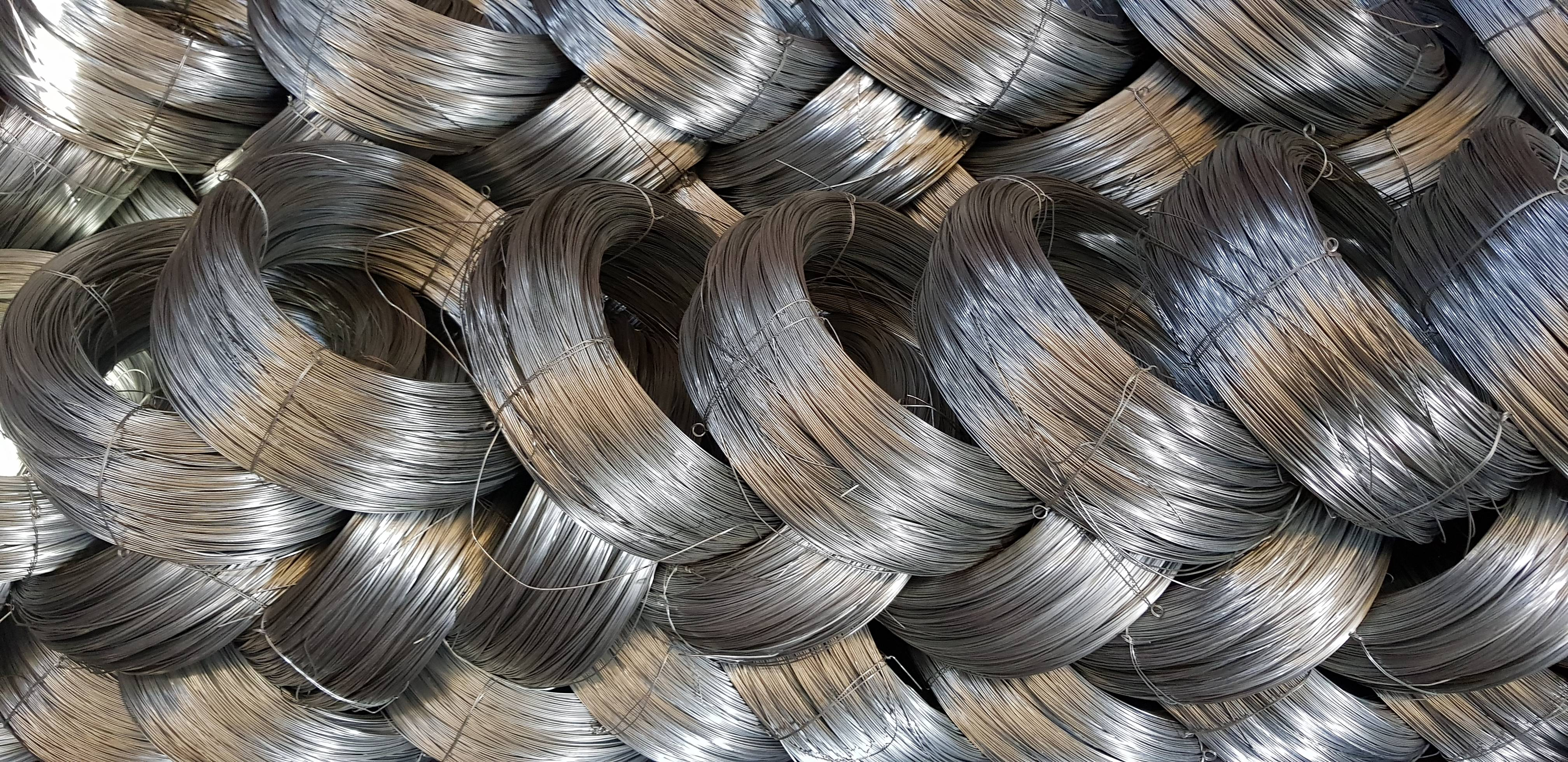Cold Dip GI Wire — Electro Galvanized Wire — Perfect Wires